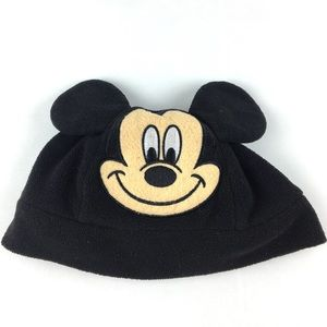 Disney Parks Authentic Mickey Mouse Toddler Beanie